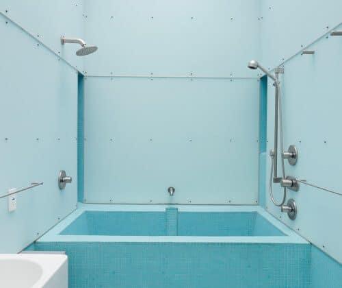 All-Blue Bathing