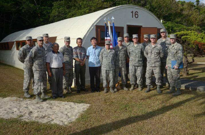 Military Quonset Hut