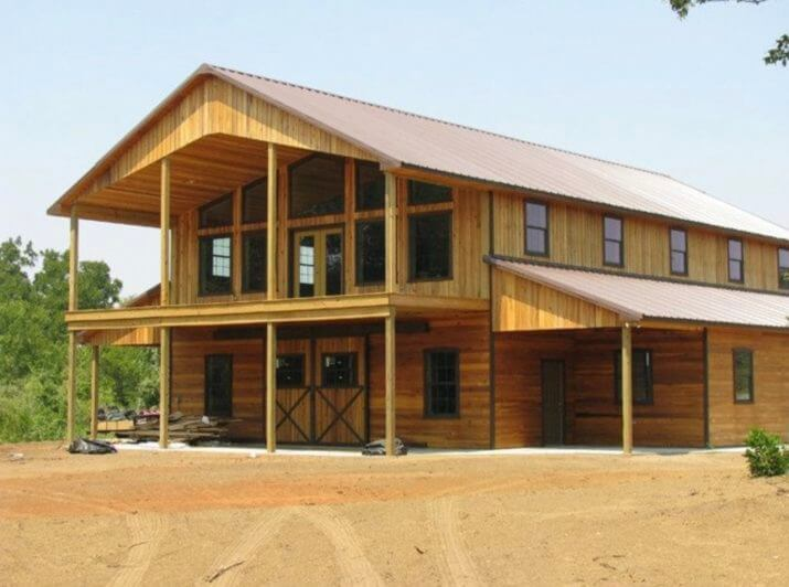Pole Barn Home Kits and Prices