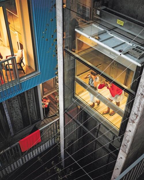 Ultra-Modern Apartment Living