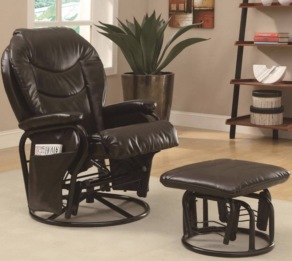 types of chair - glider rocker chair