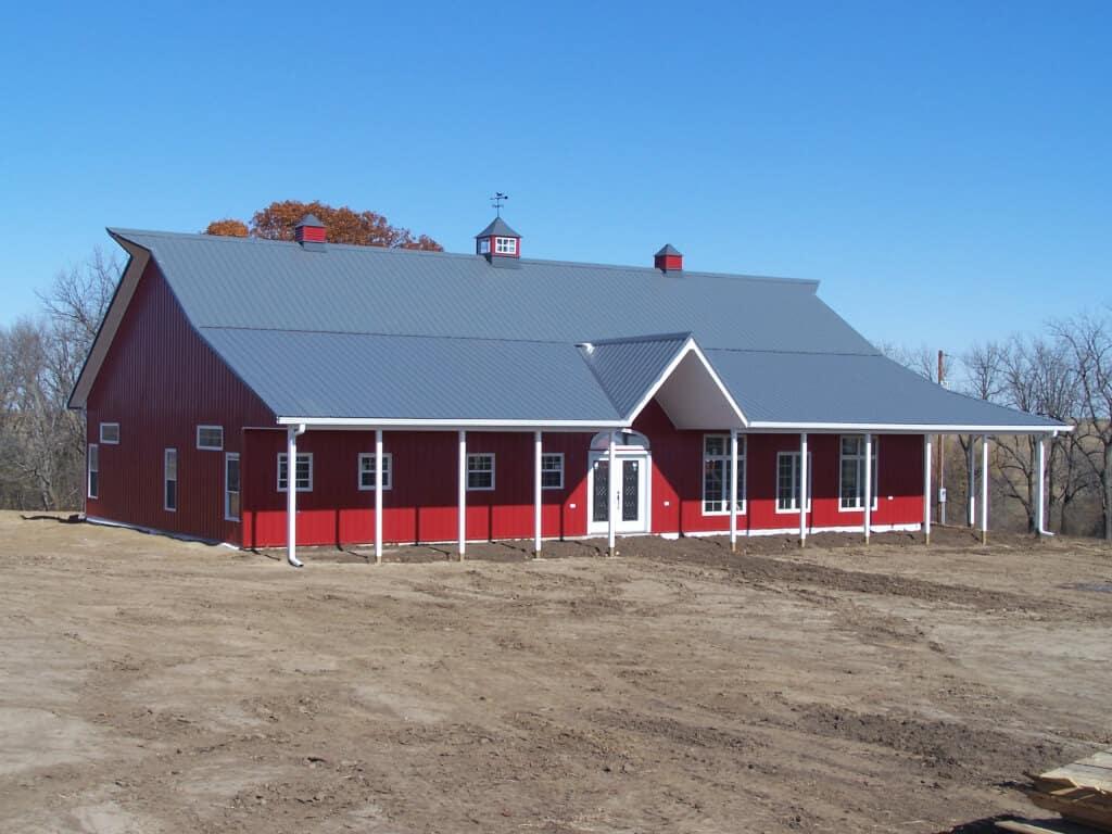 Pole Barns, Metal Buildings, Indoor Riding Arenas