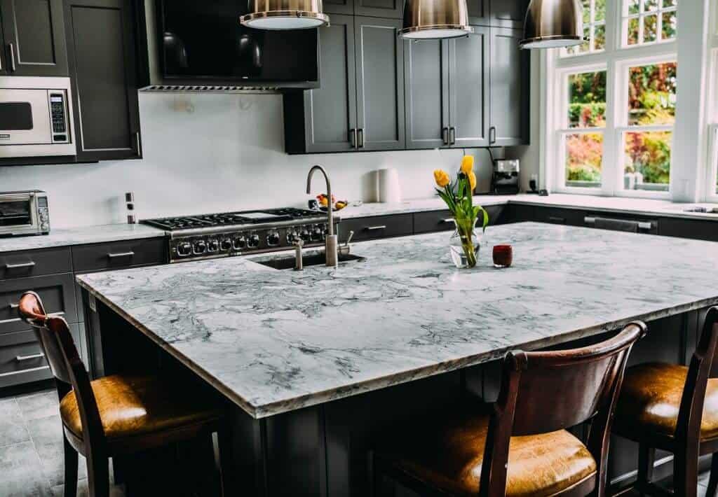 types of kitchen countertops | 19 Prodigious Types of Countertops to Make Your Kitchen ...