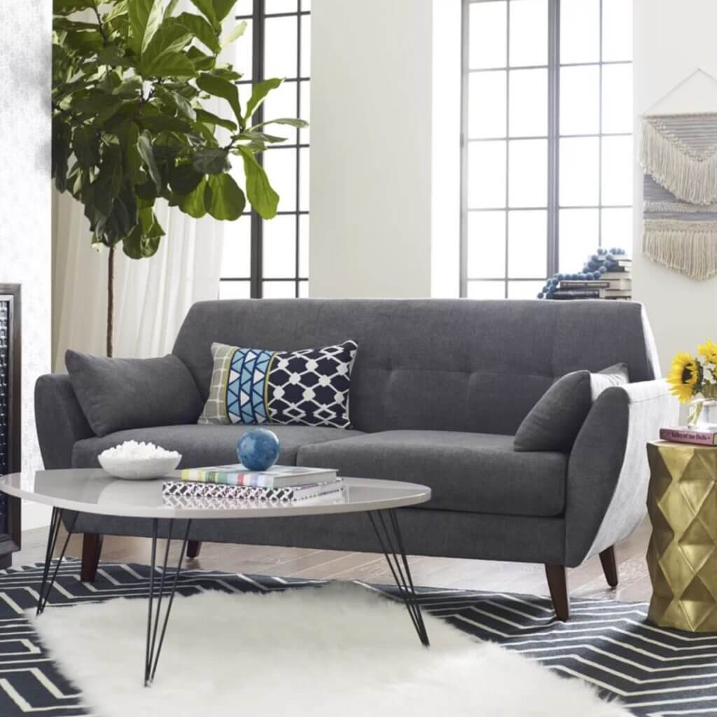 wayfair loveseat