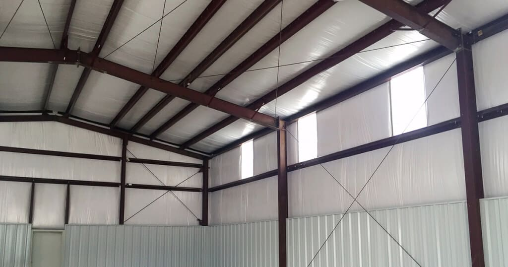 What Is The Cheapest >> What to Know before Installing Metal Building Insulation