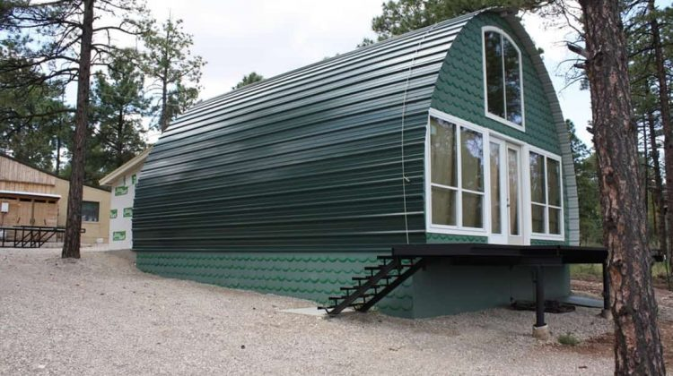 Smart Arched Cabins