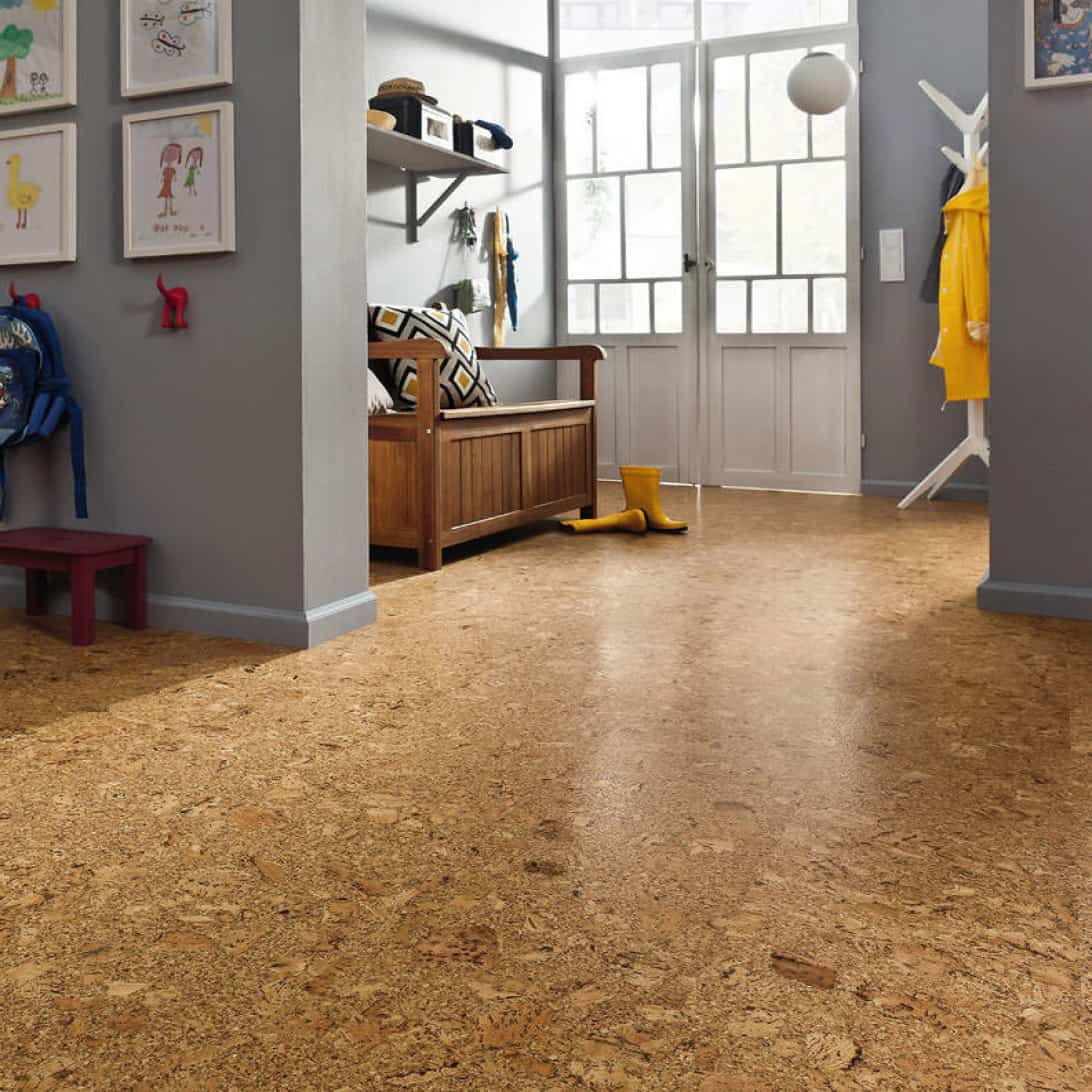 Find Your Edgy Style In Home Designing Cork Flooring Pros