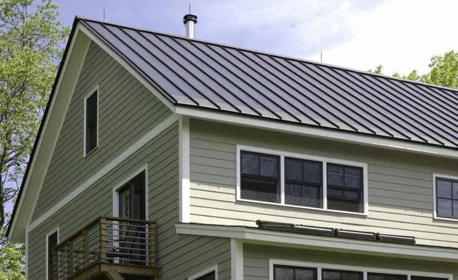 Get Your Pick Types Of Metal Roofing To Choose From