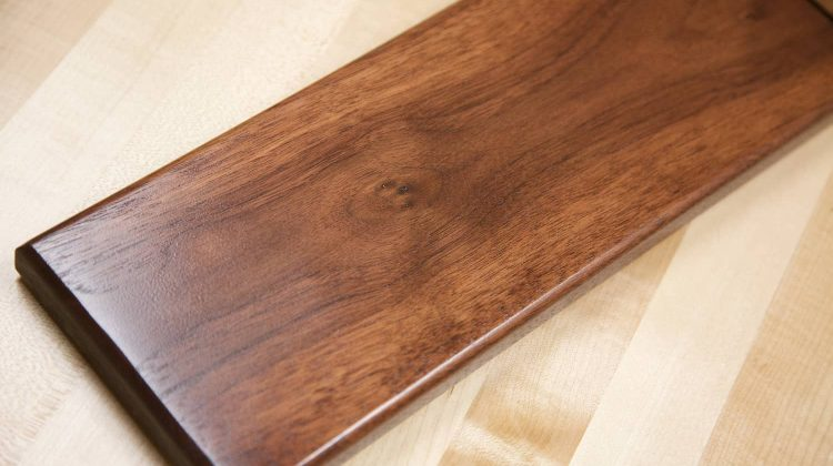 Walnut Wood Color