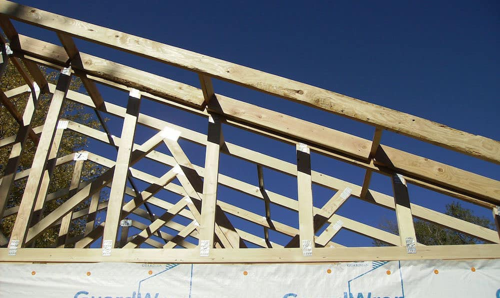 Rafters vs Trusses