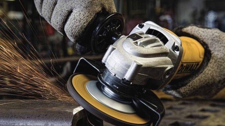 angle grinder uses