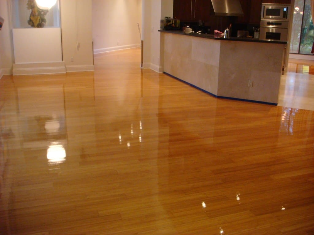 How To Shine Laminate Floors Properly