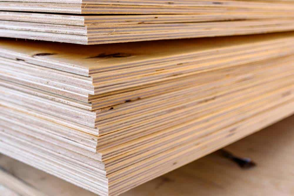 Different Grades Sizes And Types Of Plywood