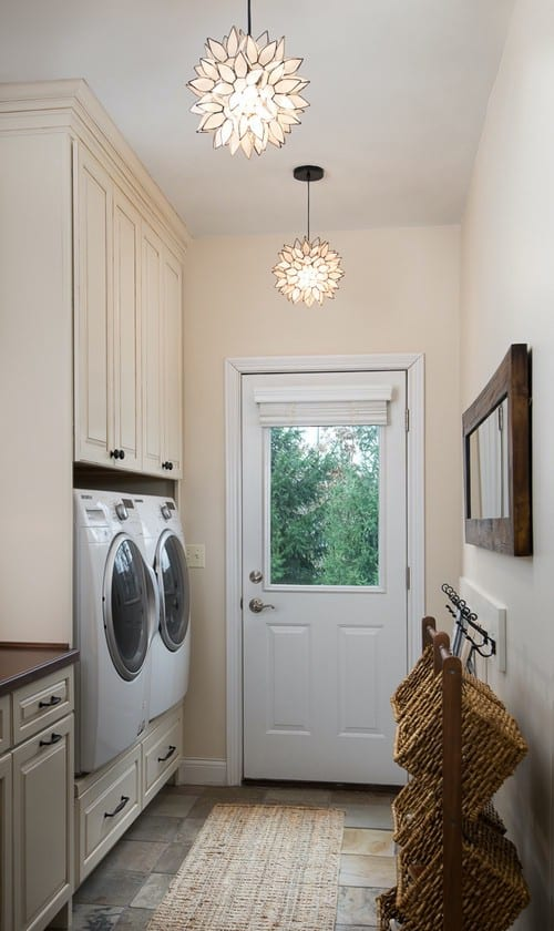 15 Outstanding Laundry Room Lighting Concept In Modern Dwellings