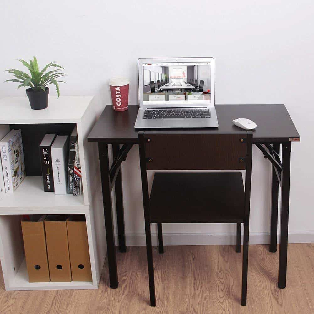 The Compact Desk Folding Table for Heavy Duty Task