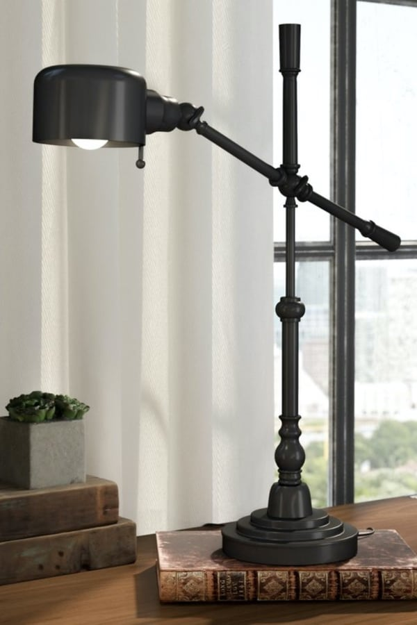 Wilna Tall Desk Lamp