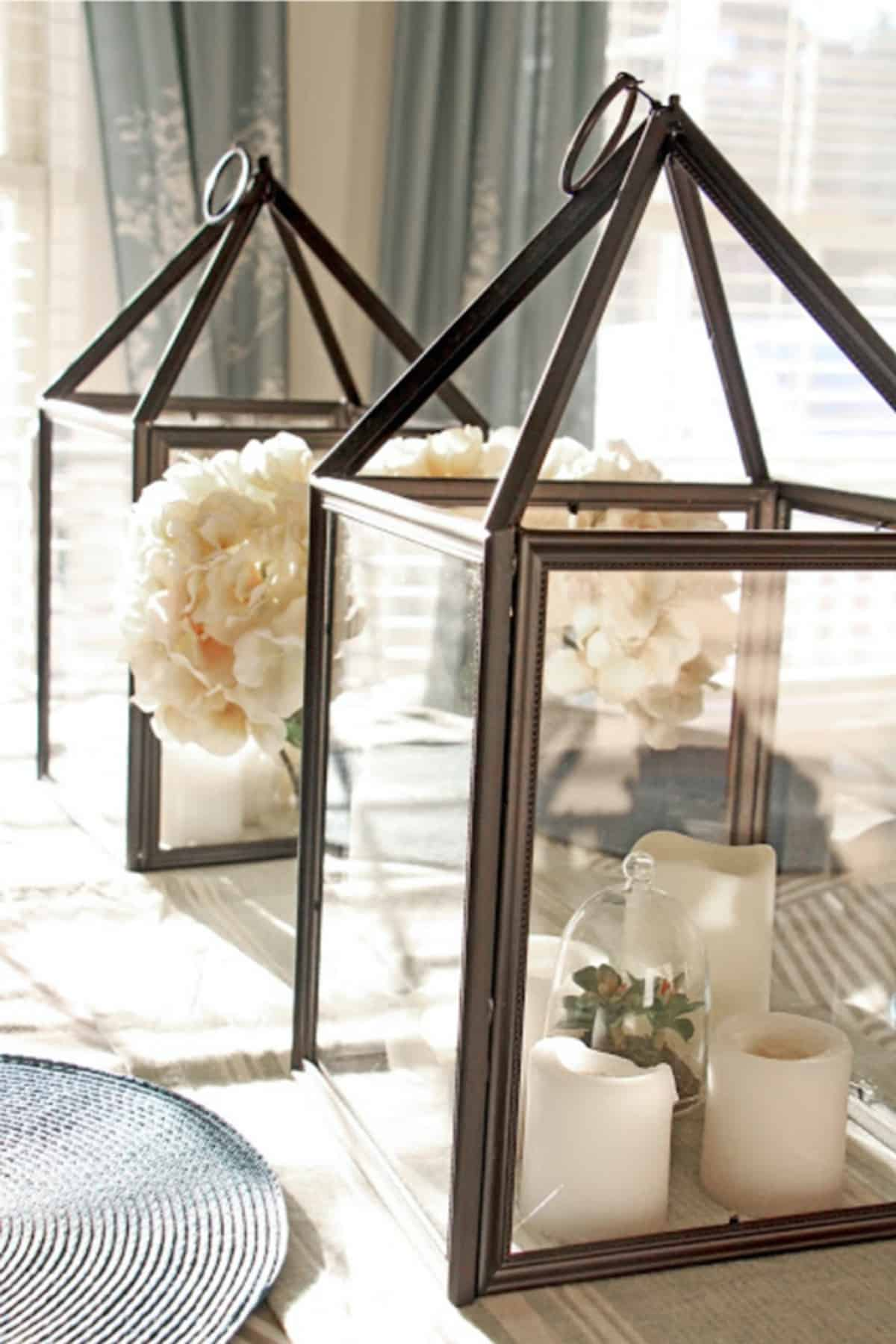 The Classy Lantern Candle Holder