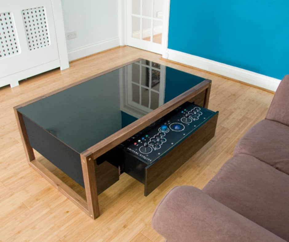 Arcade Game Coffee Table