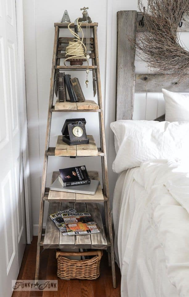 Improve With A Step Ladder Table