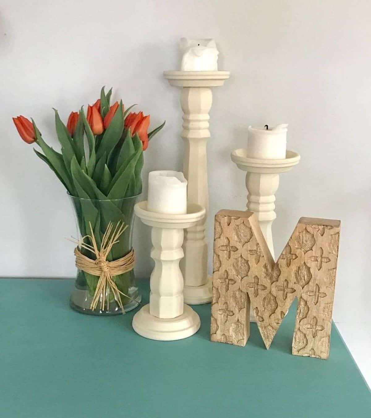The Out-Of-The-Box Candle Holder