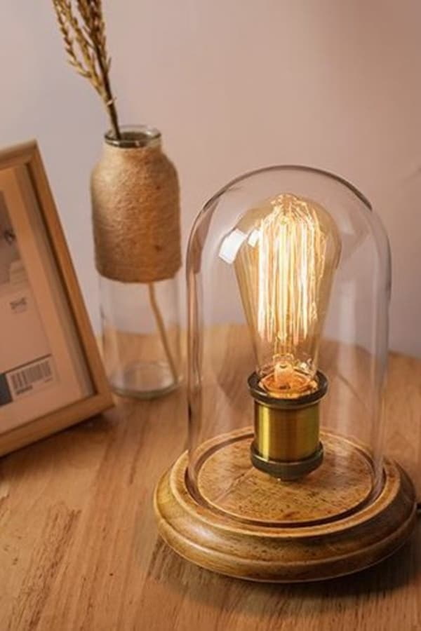 Surpars House Vintage Desk Lamp