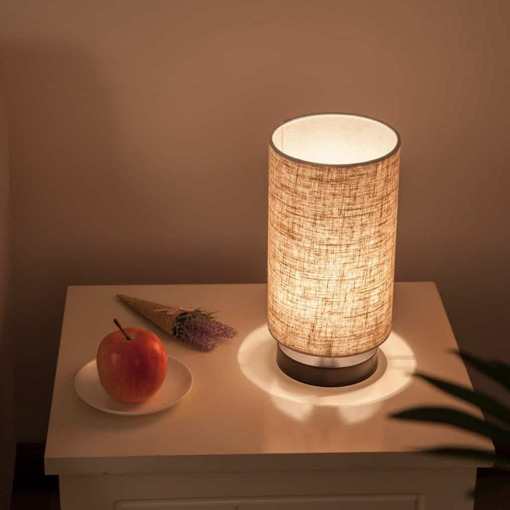 Lifeholder Bedside Table Lamp