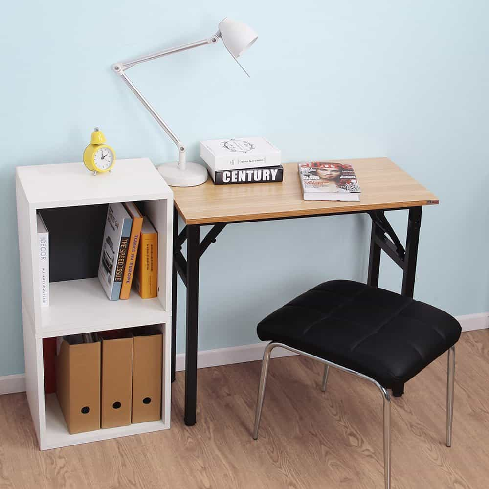 Save Your Space with The Width Folding Desk