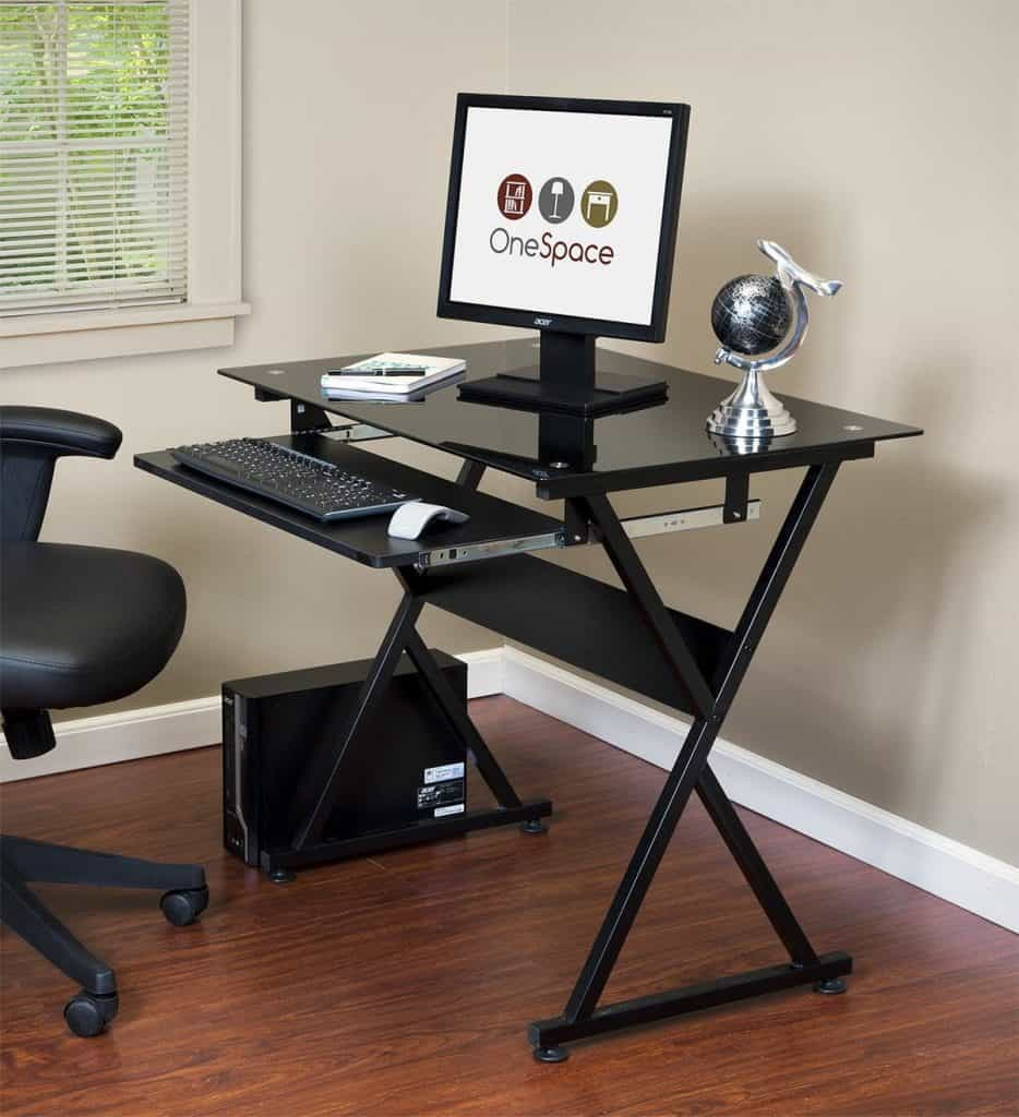 OneSpace Ultra Modern Productivity Desk