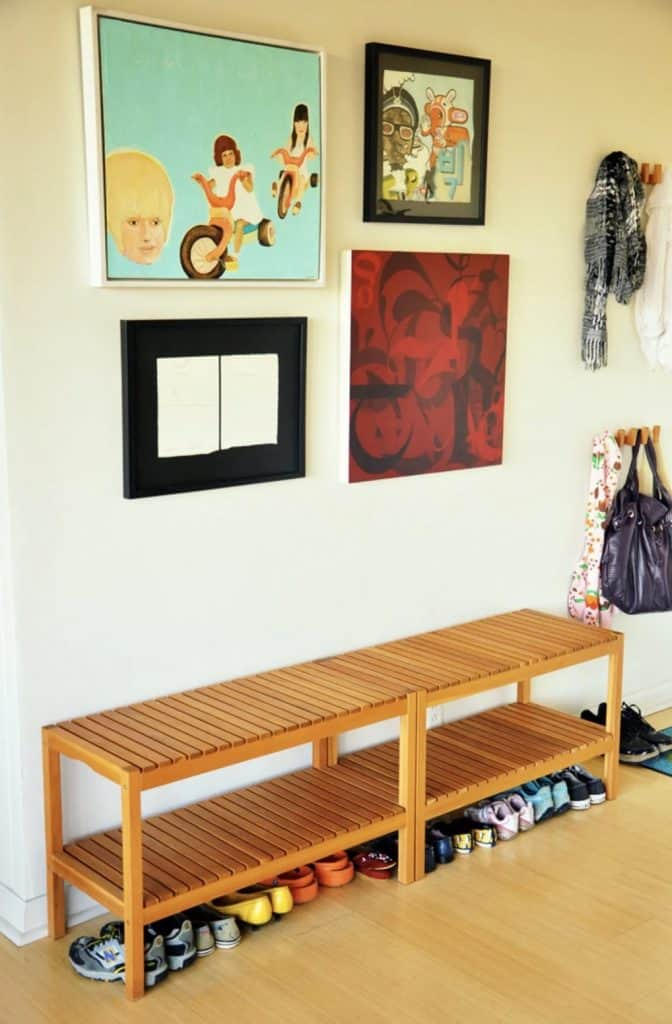 Molger Storage Bench