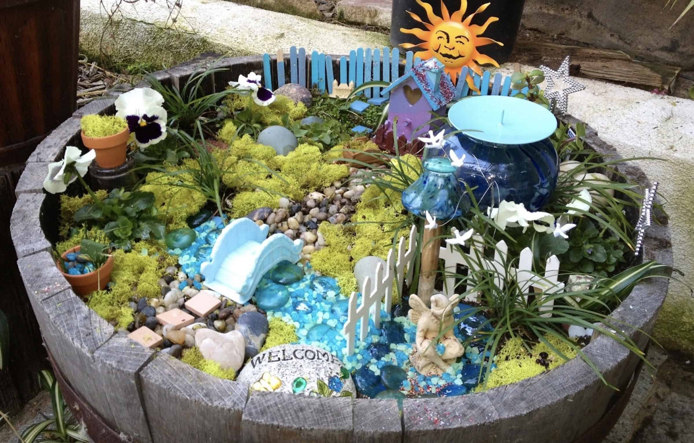 Creating Fantasyland With 20 Diy Fairy Garden Ideas