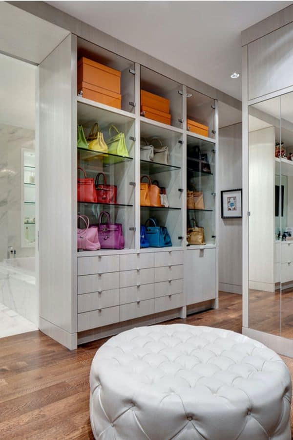 Luxurious Closet for Bags (by. forbes.com)