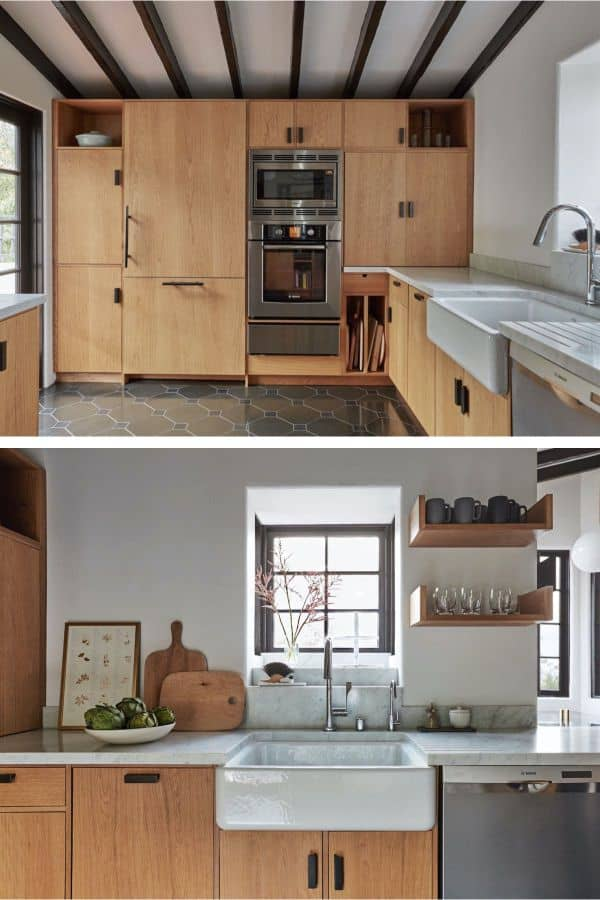 Modern Minimalistic Spanish Kitchen (by. remodelista.com)