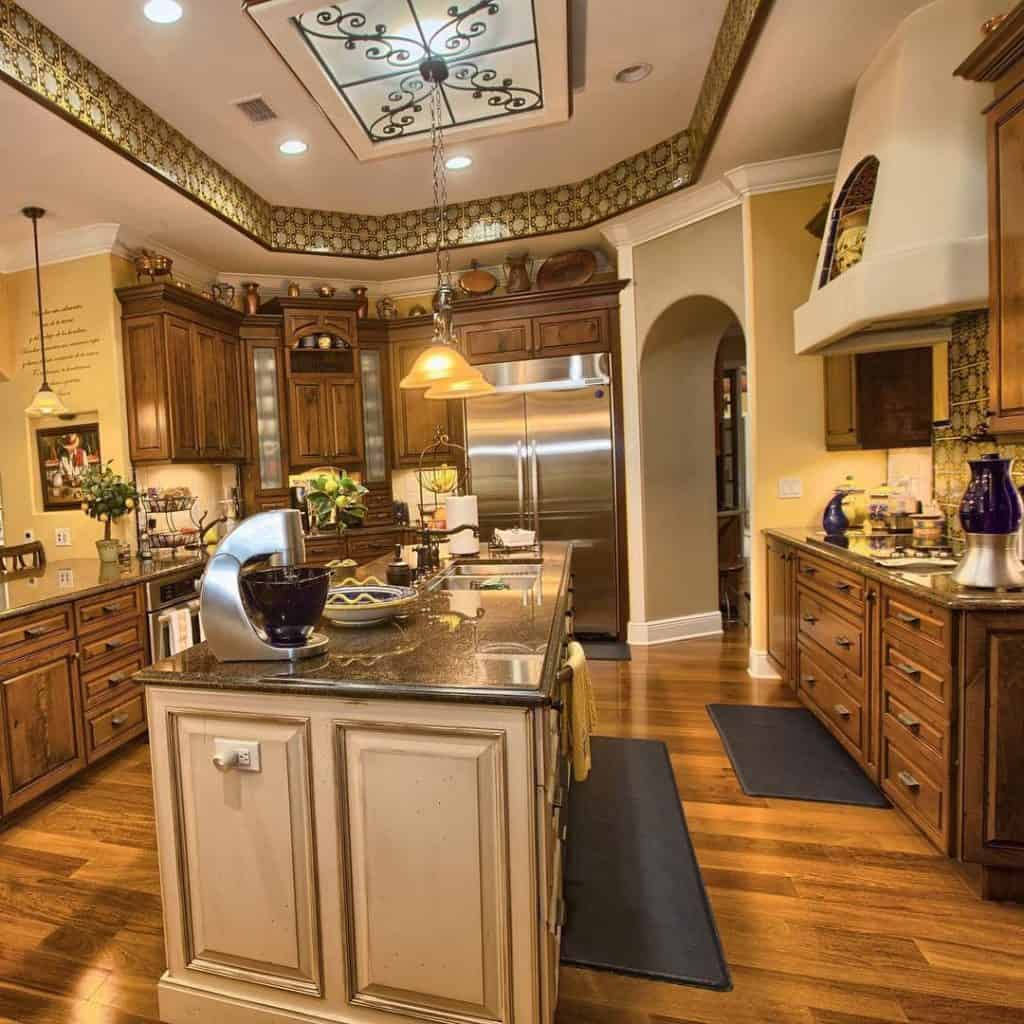 Bring Mediterranean Charm With 17 Spanish Style Kitchen Ideas