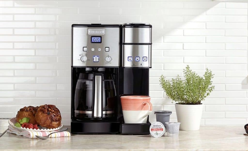 Combo Coffee Maker