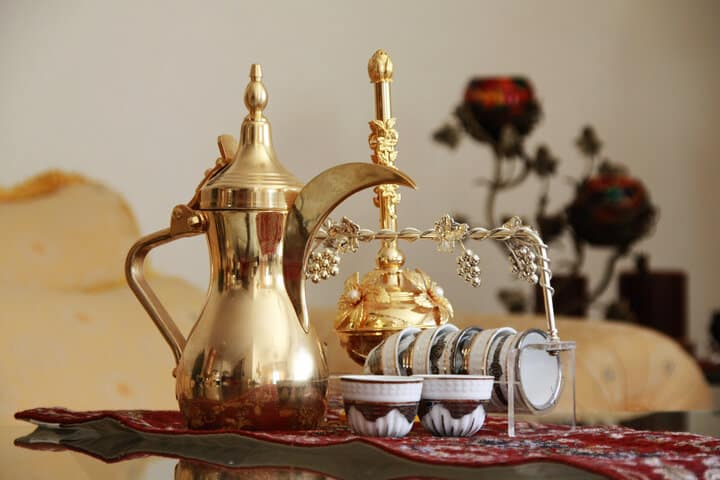 Dallah coffee maker