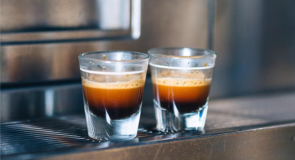 ristretto coffee drink