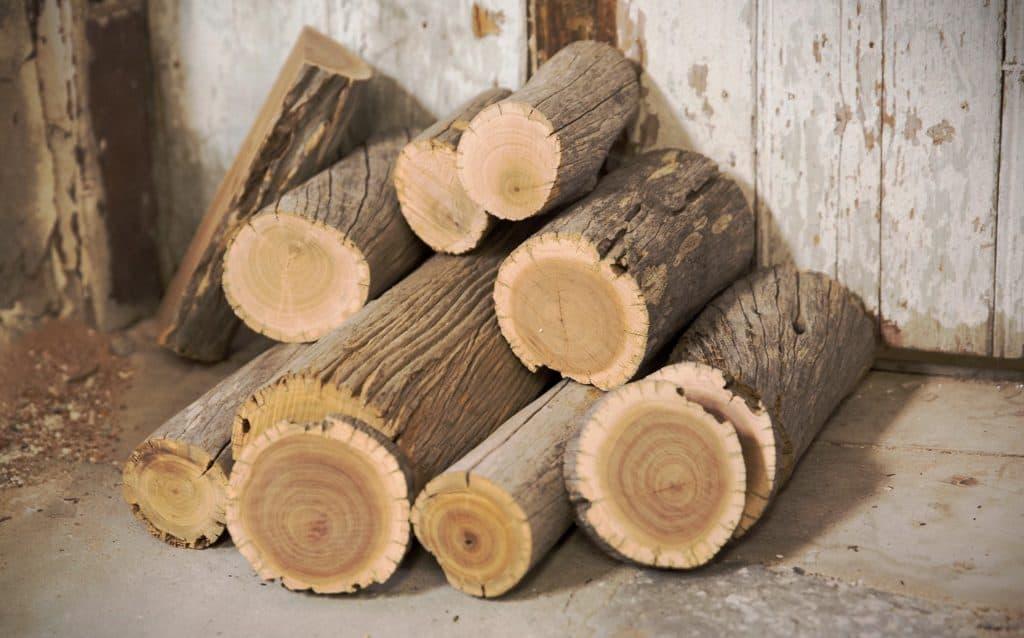 Wild Western Australian Sandalwood Logs