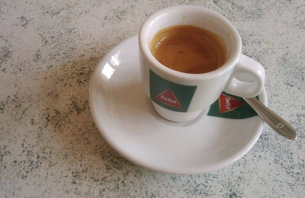 bica drink coffee