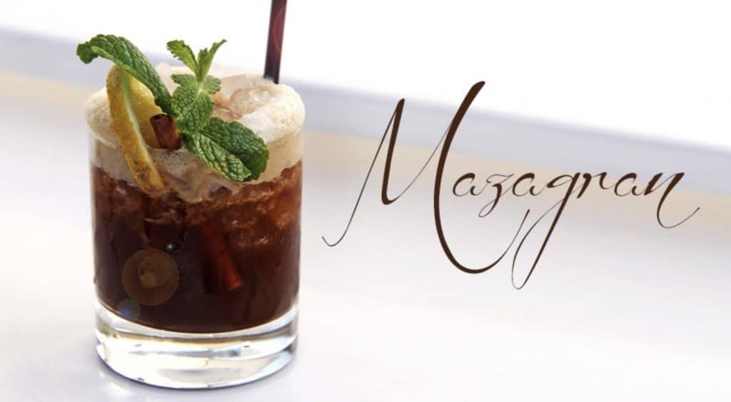 mazagran coffee