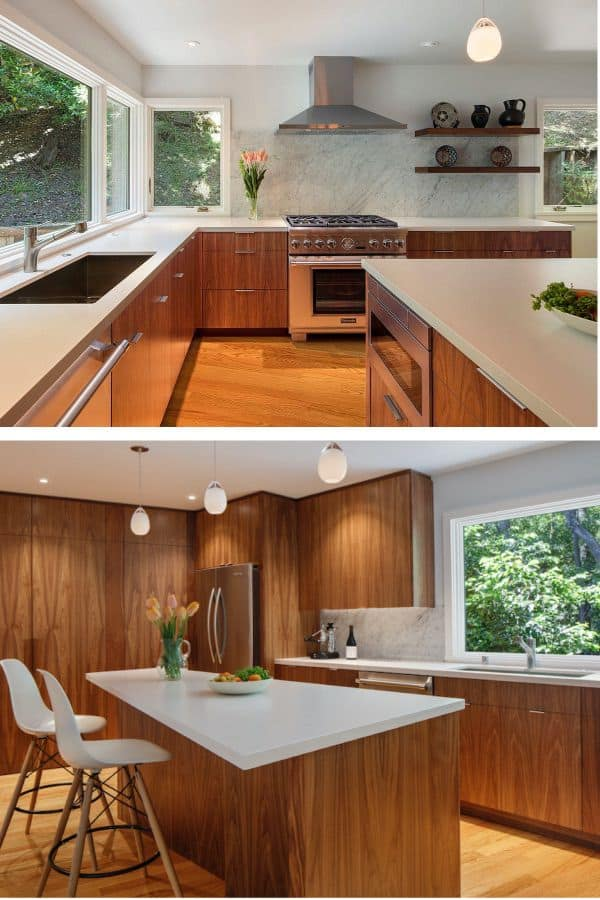 A Kitchen with Natural Light (by. boa-inc.com)