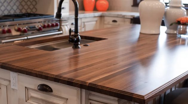 Butcher Block Countertop ideas