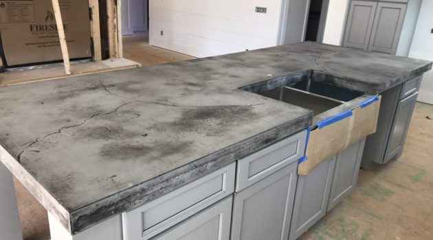 Concrete Countertops Ideas