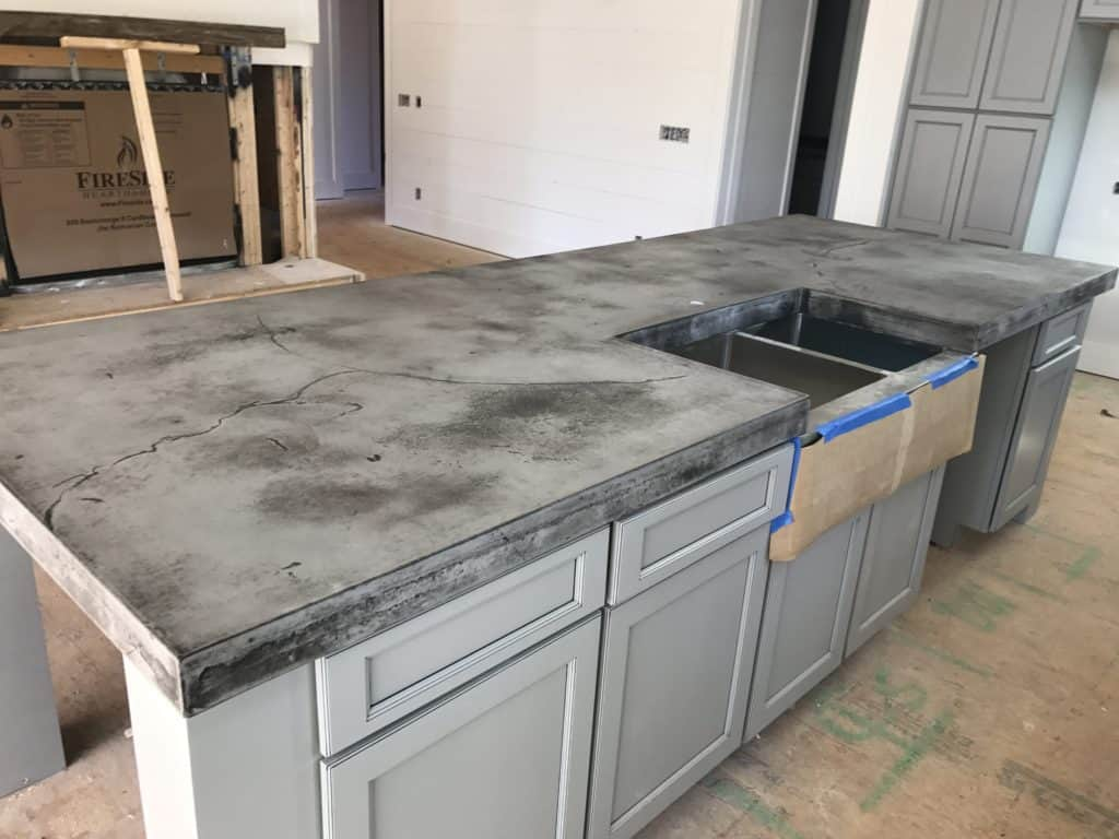Measuring Concrete Countertops Characteristics Pros And Cons