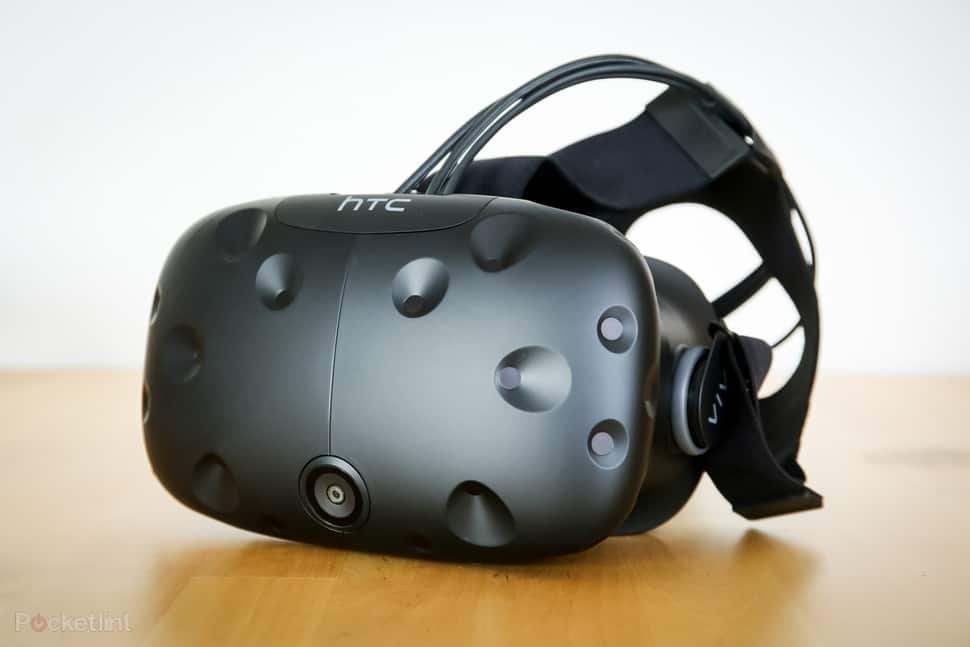 HTC Vive for virtual house building