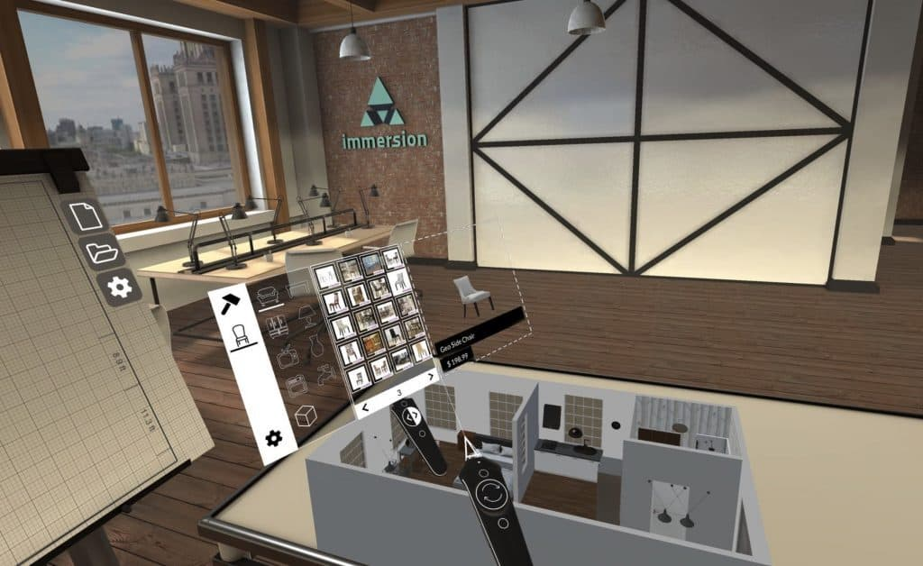 TrueScale for virtual home building