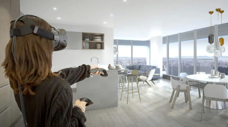 virtual house building
