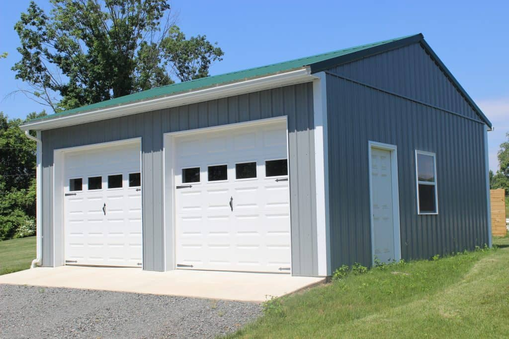Questions before Buying Pole Barn Garage Kit