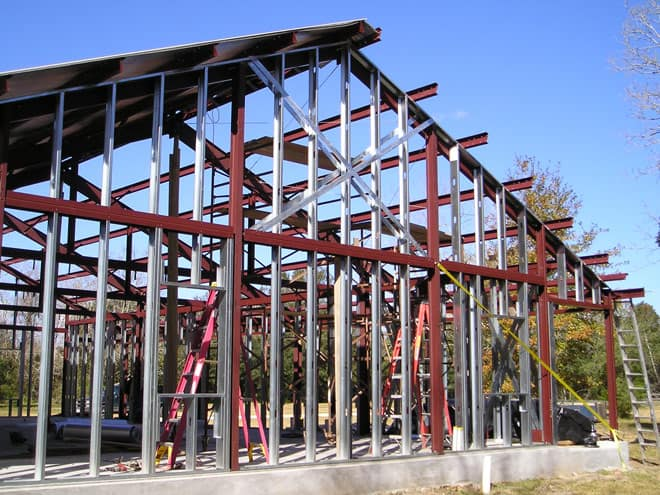How to Build a Metal Building Home