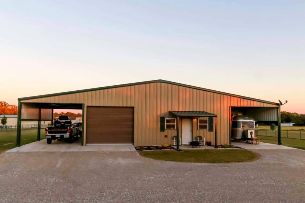 Metal Building Homes Buying Guide: Kits, Plans, Cost, Insurance