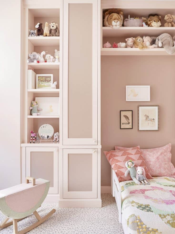 Adorable Baby Girl Room